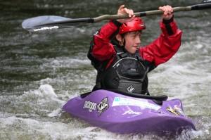 paddle twirl