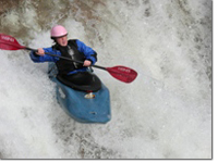 Ladies White Water Skills